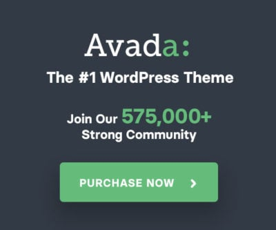 Avada - The best-selling WordPress theme of all time with over 580.000 downloads.