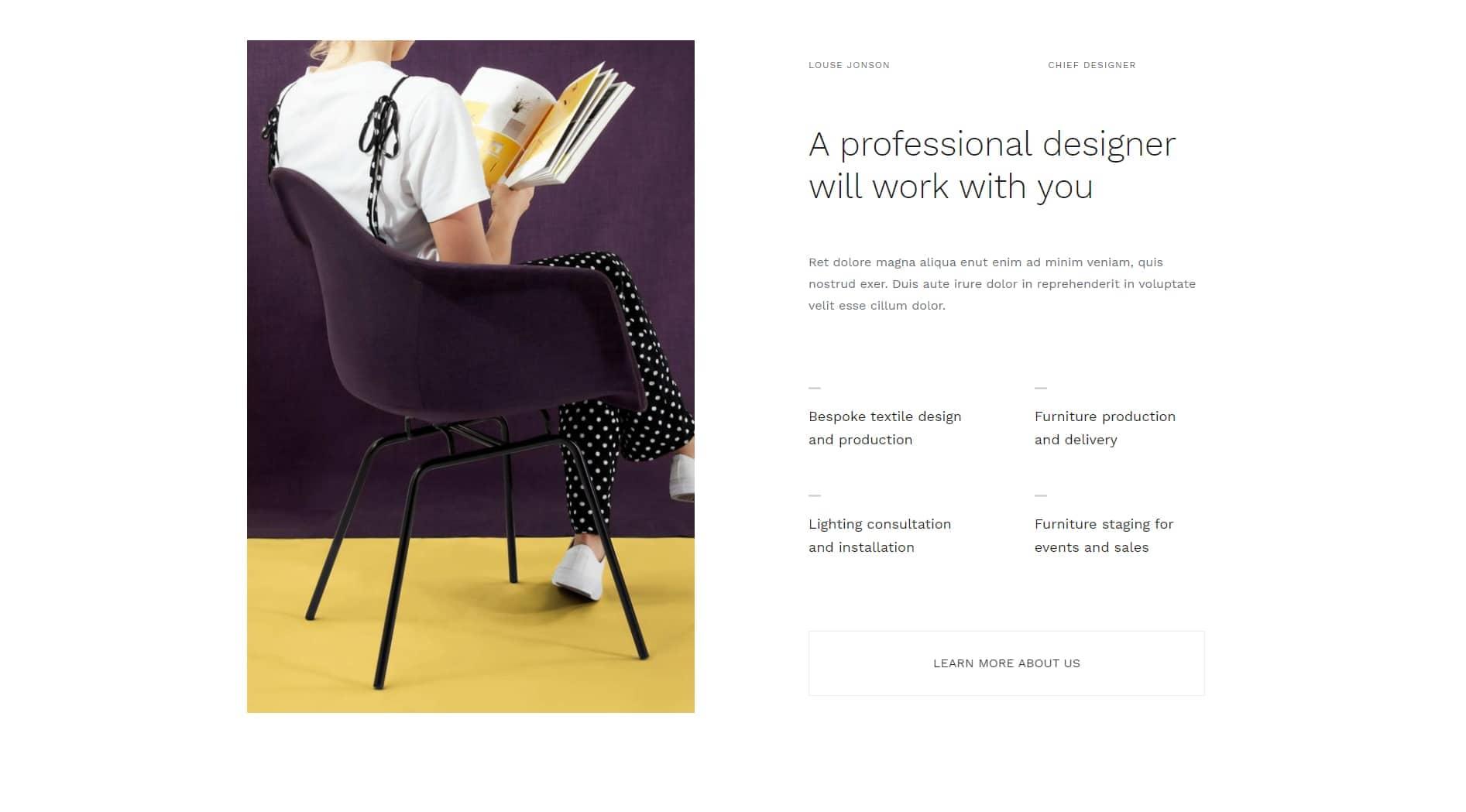 Avada Interior Design Services