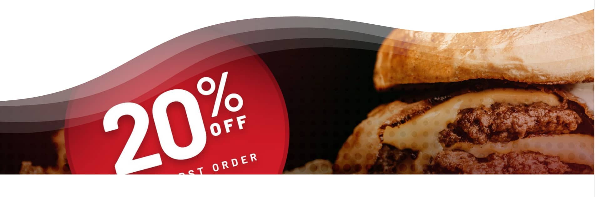 Avada Takeout Discount Banner