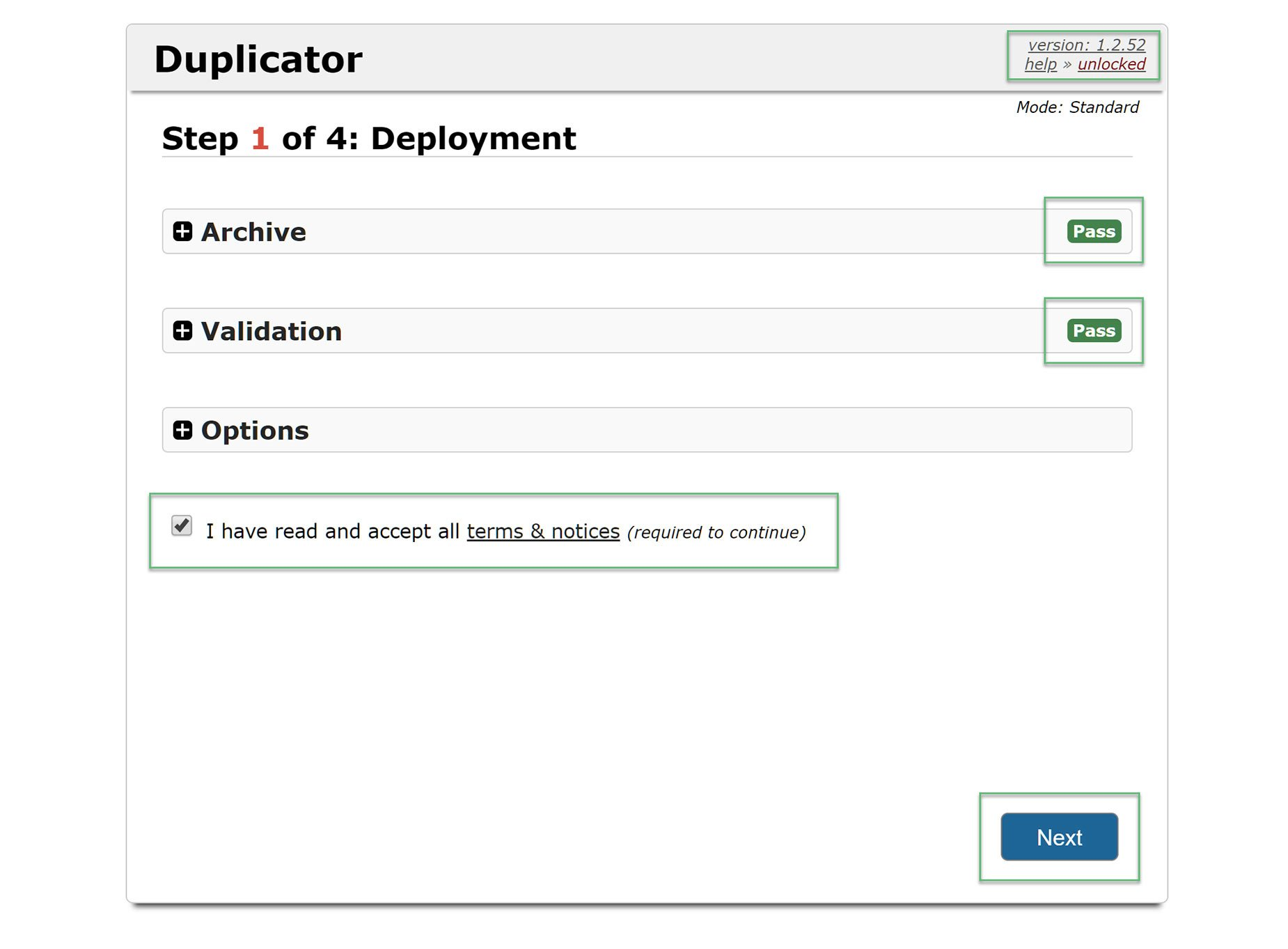How to Migrate Your Website With Duplicator - ThemeFusion