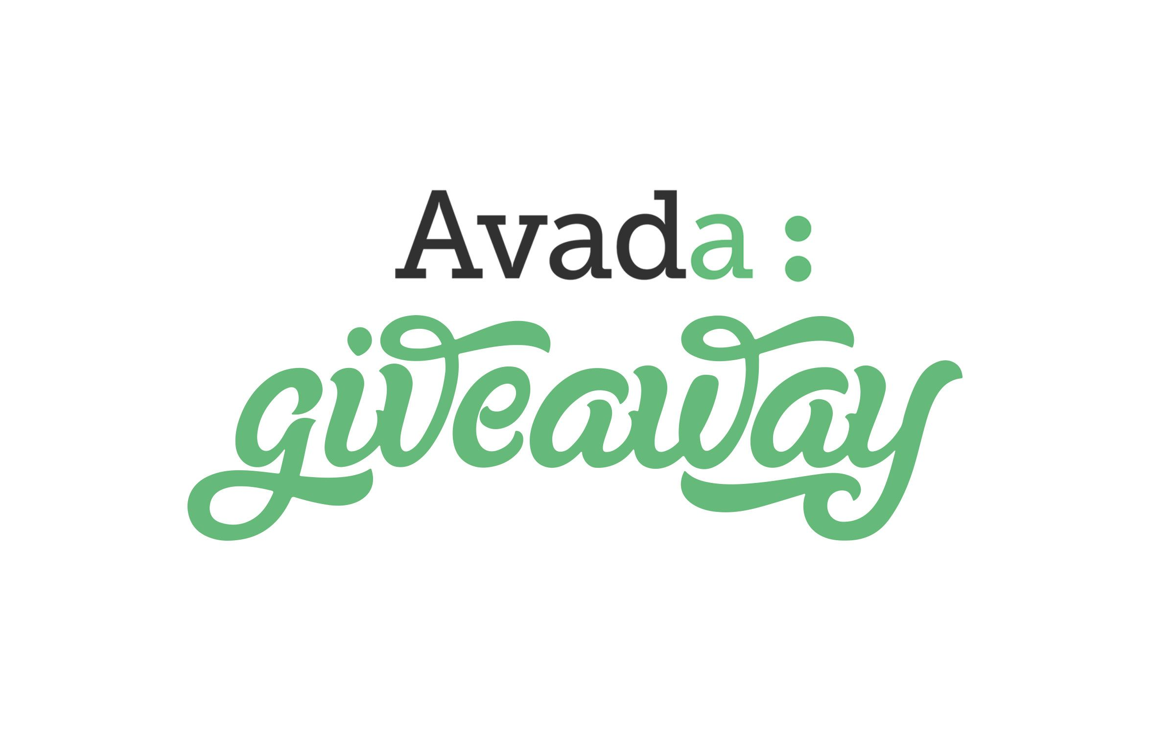 Avada Giveaway