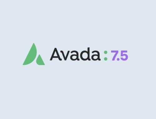 Avada 7.5 is Live! Prebuilt Studio Content